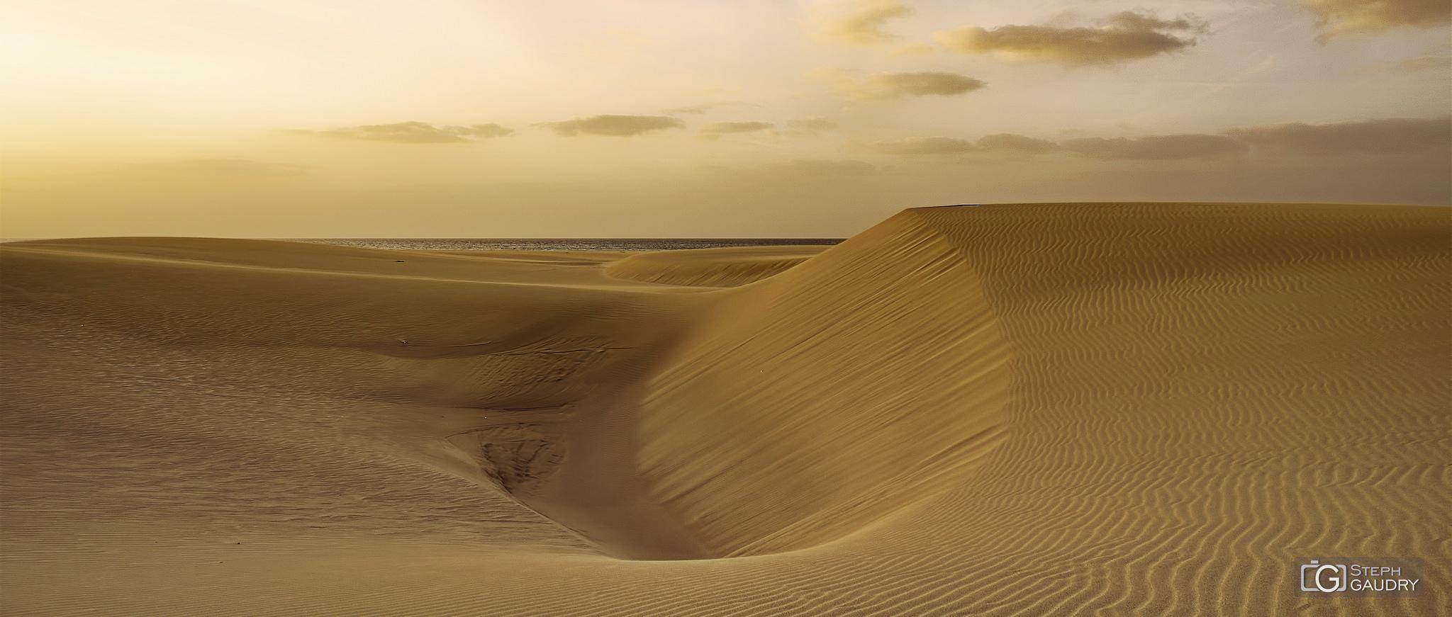 La Grande Fosse de Carkoon (Tatooine) [Click to start slideshow]