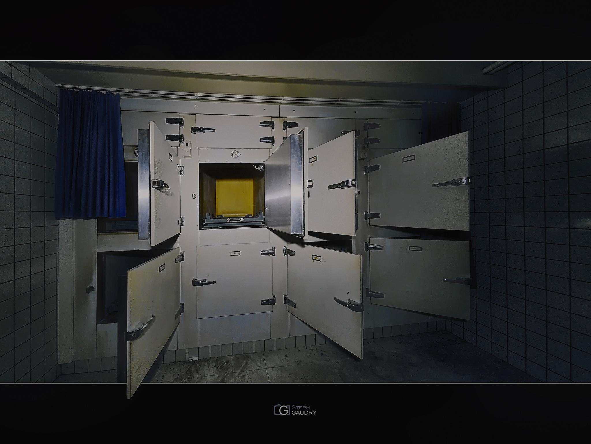 La morgue [Cliquez pour lancer le diaporama]