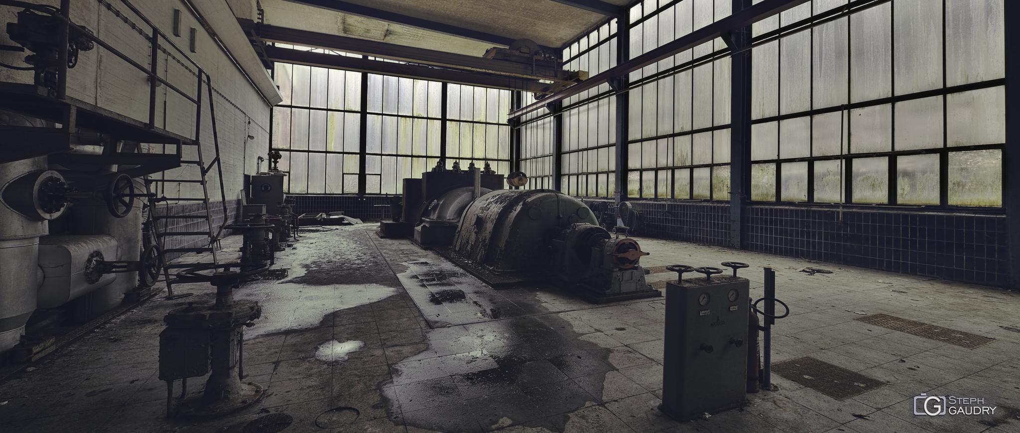 Paper mills powerplant [Click to start slideshow]