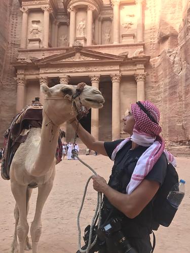 C'est qui le chameau?
