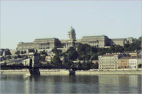 Széchenyi Lánchíd és Budavári Palota