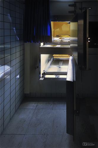 La morgue - La chambre de Nosferatu