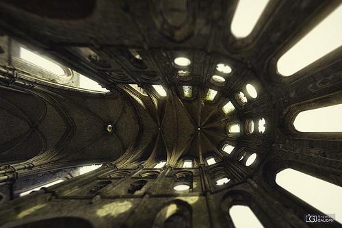 Abbaye de Villers: à coeur ouvert