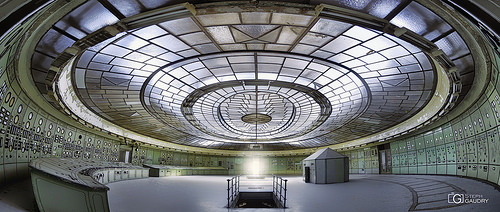 Chernobyl Diaries control room