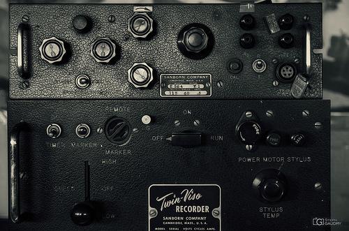 Twin-Viso RECORDER detail