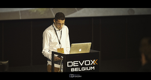 Tom Vleminckx @ Devoxx2015 - JMH