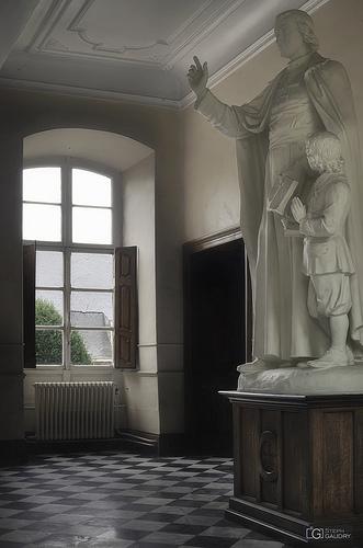 Saint Jean-Baptiste de La Salle - Monastère du Roi