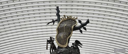 Expo Dali aux Guillemins à Liège