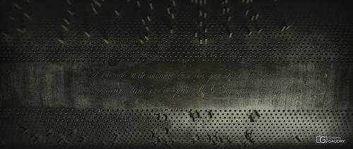 Tambour programmable du carillon de Saint-Barthélemy