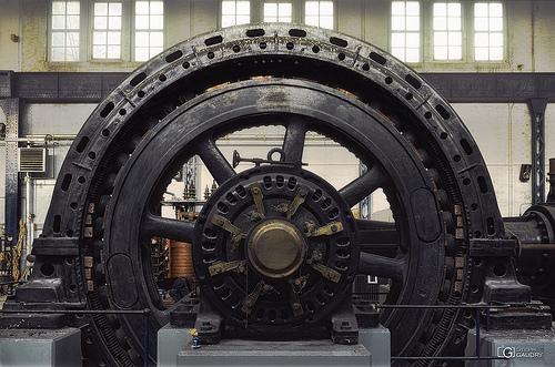 Energeia wheel