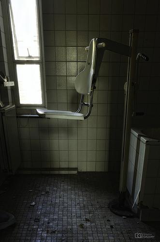 Medical bathroom