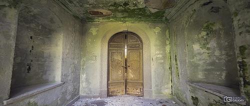 Heaven's doors are closed