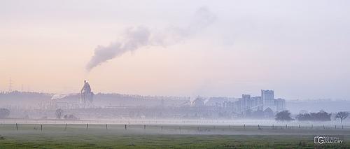 Visé, les industries CBC dans le brouillard
