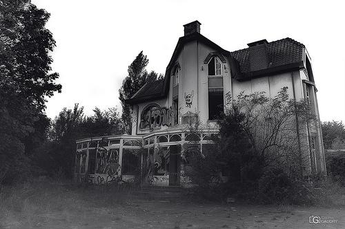 Doel, Abandoned manor