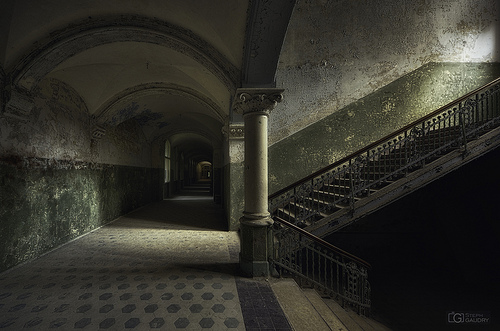 Beelitz, the beauty of decay