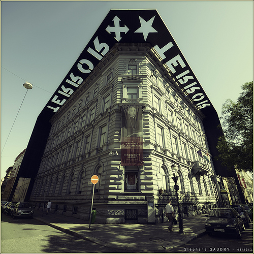 House of Terror - [square 45°/45°]