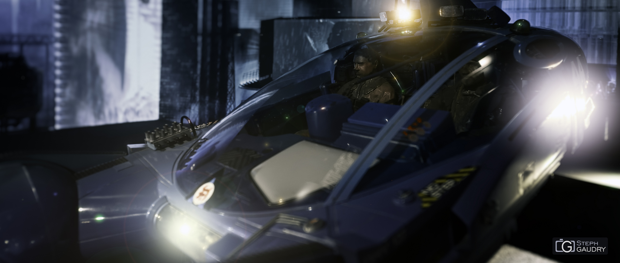 Blade Runner Expo Generation80