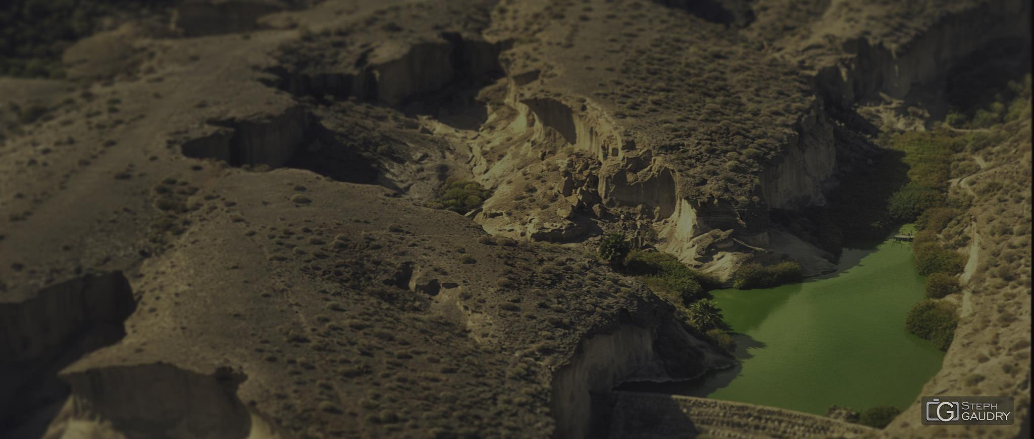 Barranco de la Orchilla [Cliquez pour lancer le diaporama]