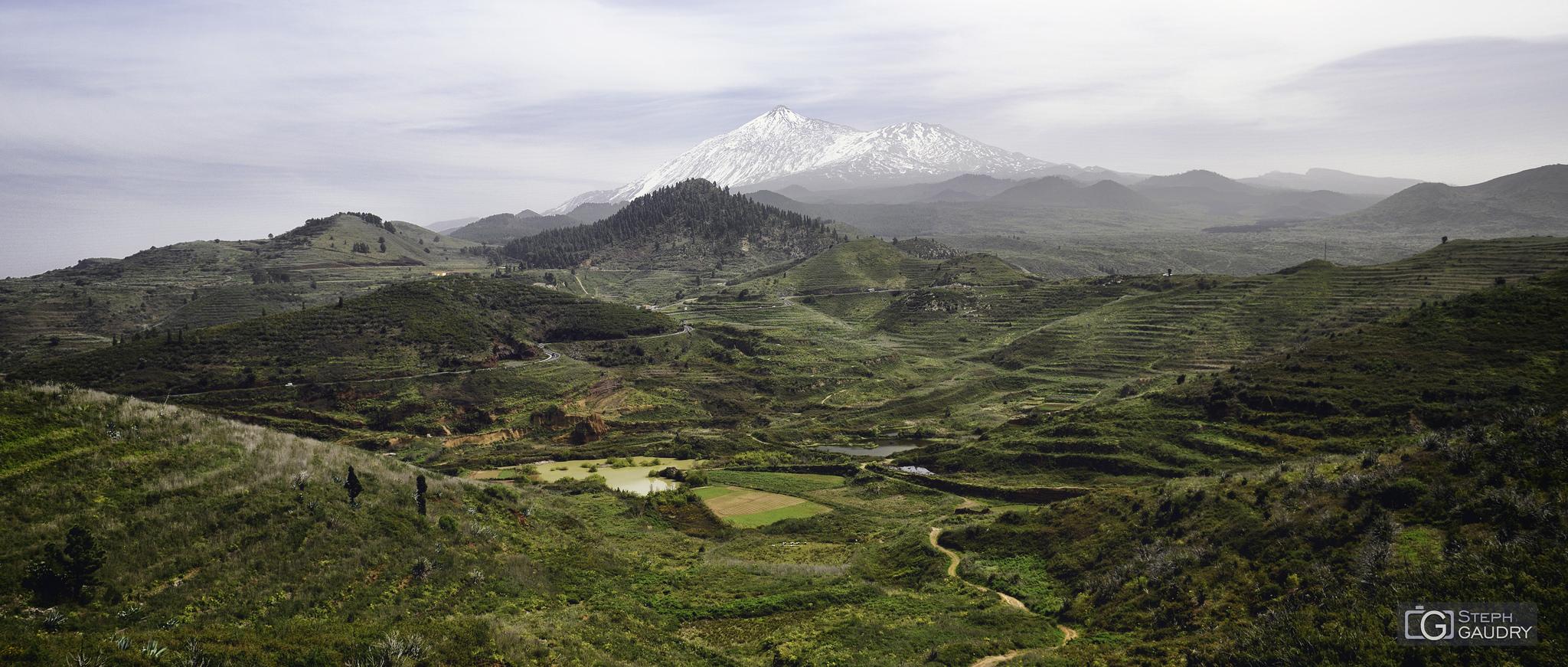 Pico del Teide - Charcas De Erjos [Klik om de diavoorstelling te starten]