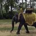 Miniature Eléphant au Cambodge