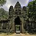 Thumb La porte de la victoire, en direction d'Angkor Tom