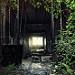 Miniature Couloir vers les douches du charbonnage