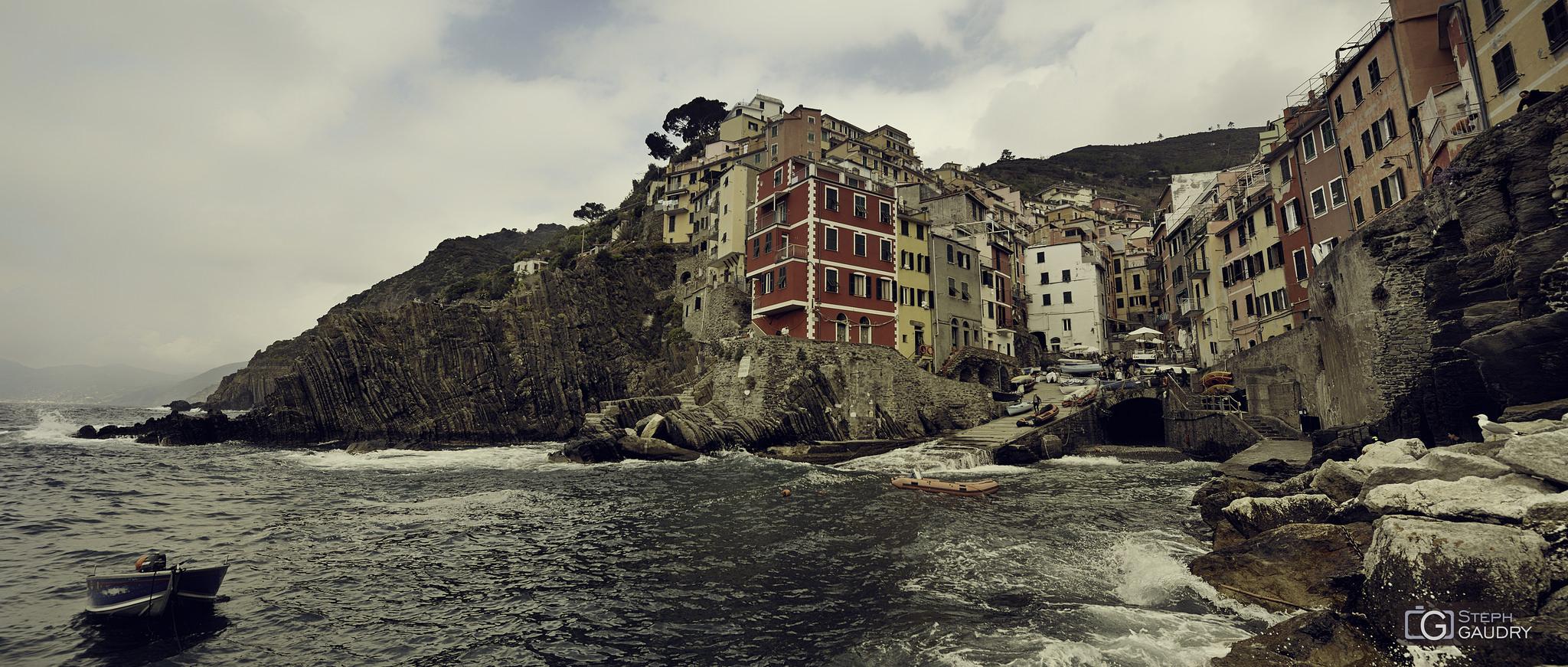 Riomaggiore (ITA)