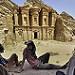 Miniature al-Deir - le monastère de Petra