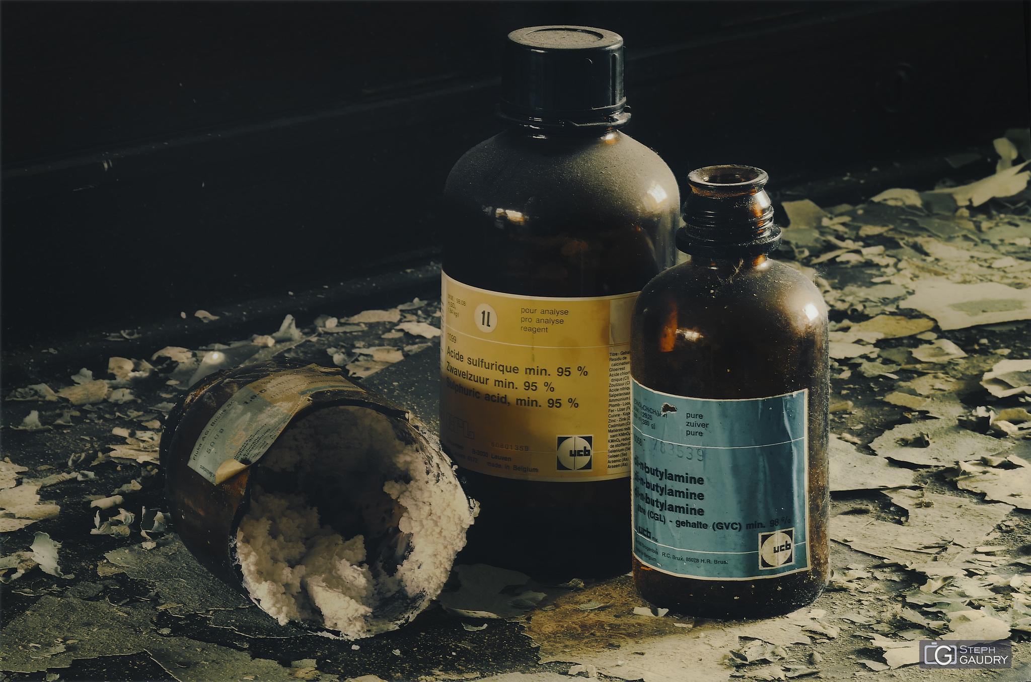 Sulphuric acid [Cliquez pour lancer le diaporama]