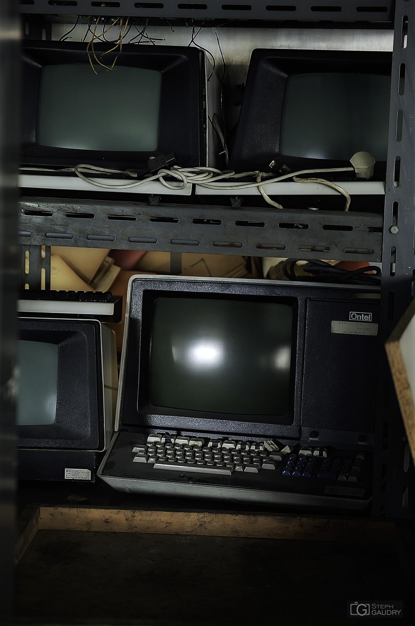 Ontel - not an Intel computer ? :-) [Click to start slideshow]