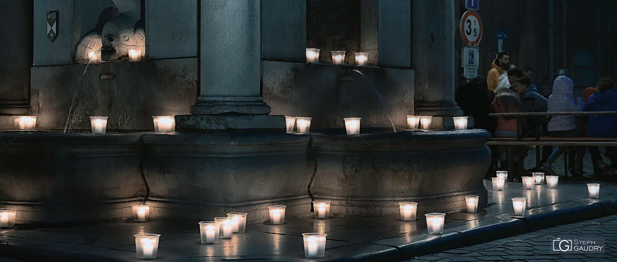 Nocturne des coteaux @ Fontaine Saint-Jean-Baptiste (Nord-Est) [Klicken Sie hier, um die Diashow zu starten]