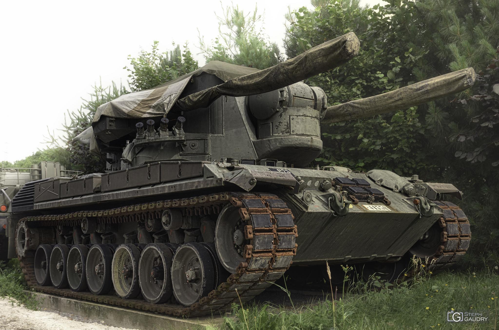 Flakpanzer Gepard [Klik om de diavoorstelling te starten]