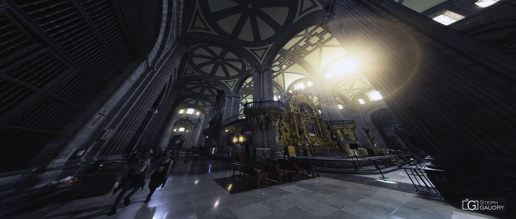Catedral Metropolitana de la Asunción - México [Cliquez pour lancer le diaporama]