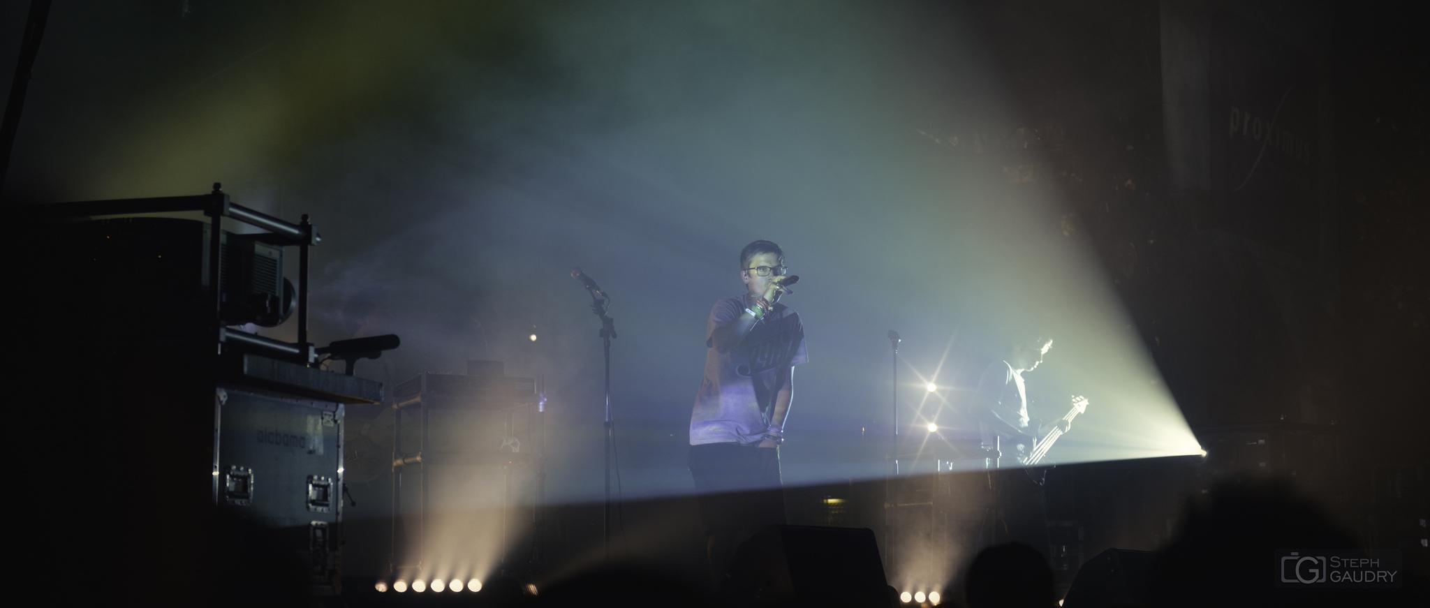Fauve en concert aux Francofolies de Spa - 2 [Click to start slideshow]