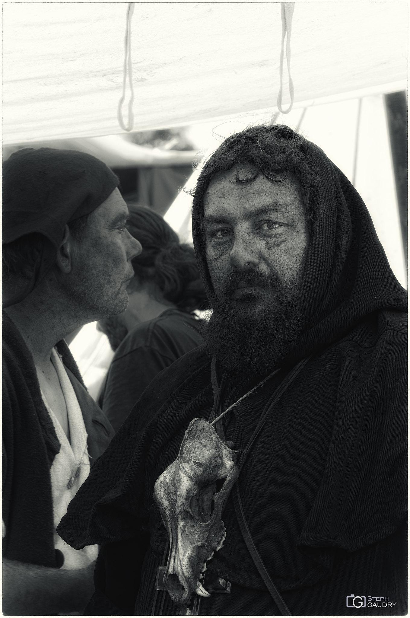 Le nécromancien [Click to start slideshow]