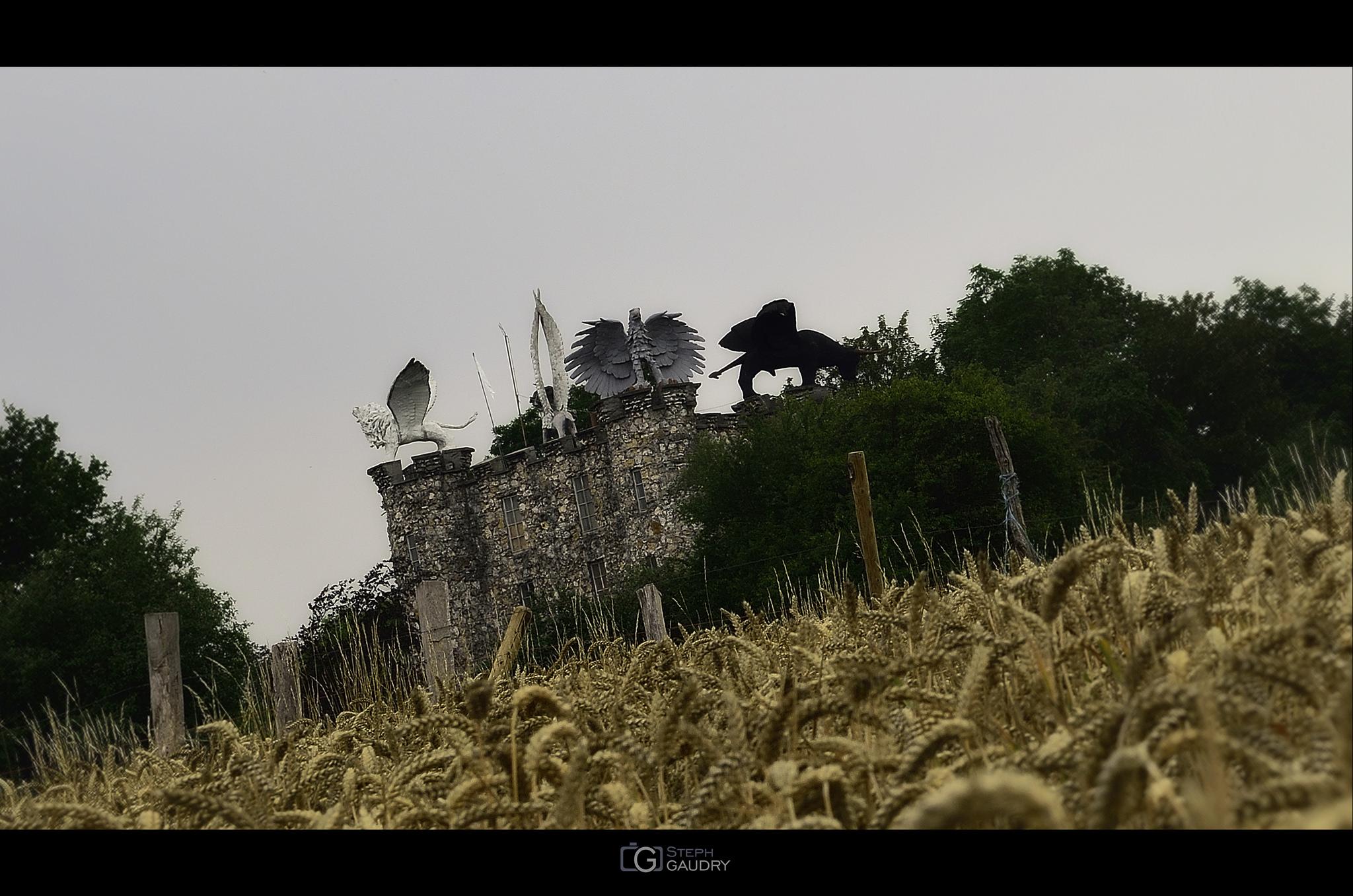 La tour d'Eben-Ezer [Klik om de diavoorstelling te starten]