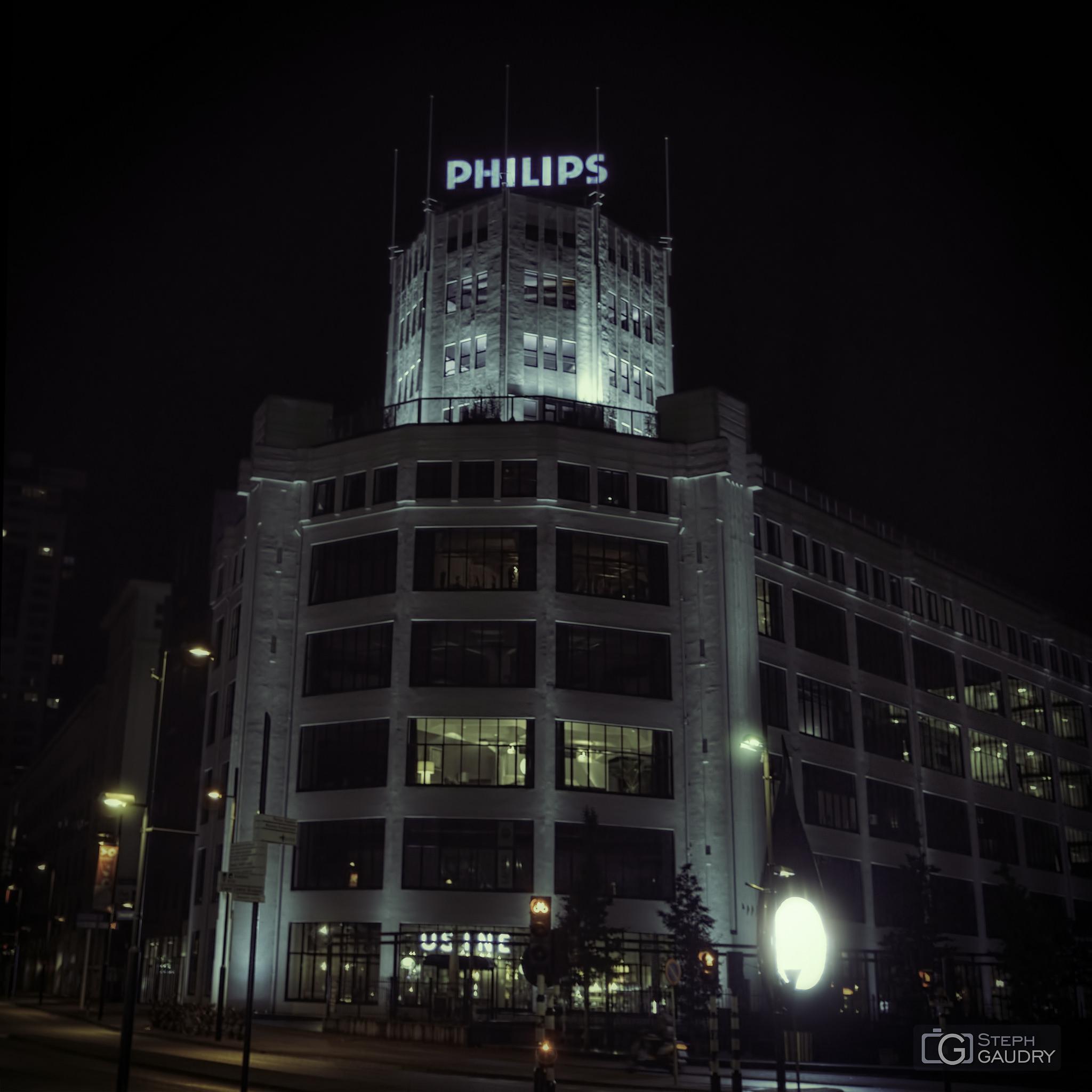 De Philips Toren [Cliquez pour lancer le diaporama]