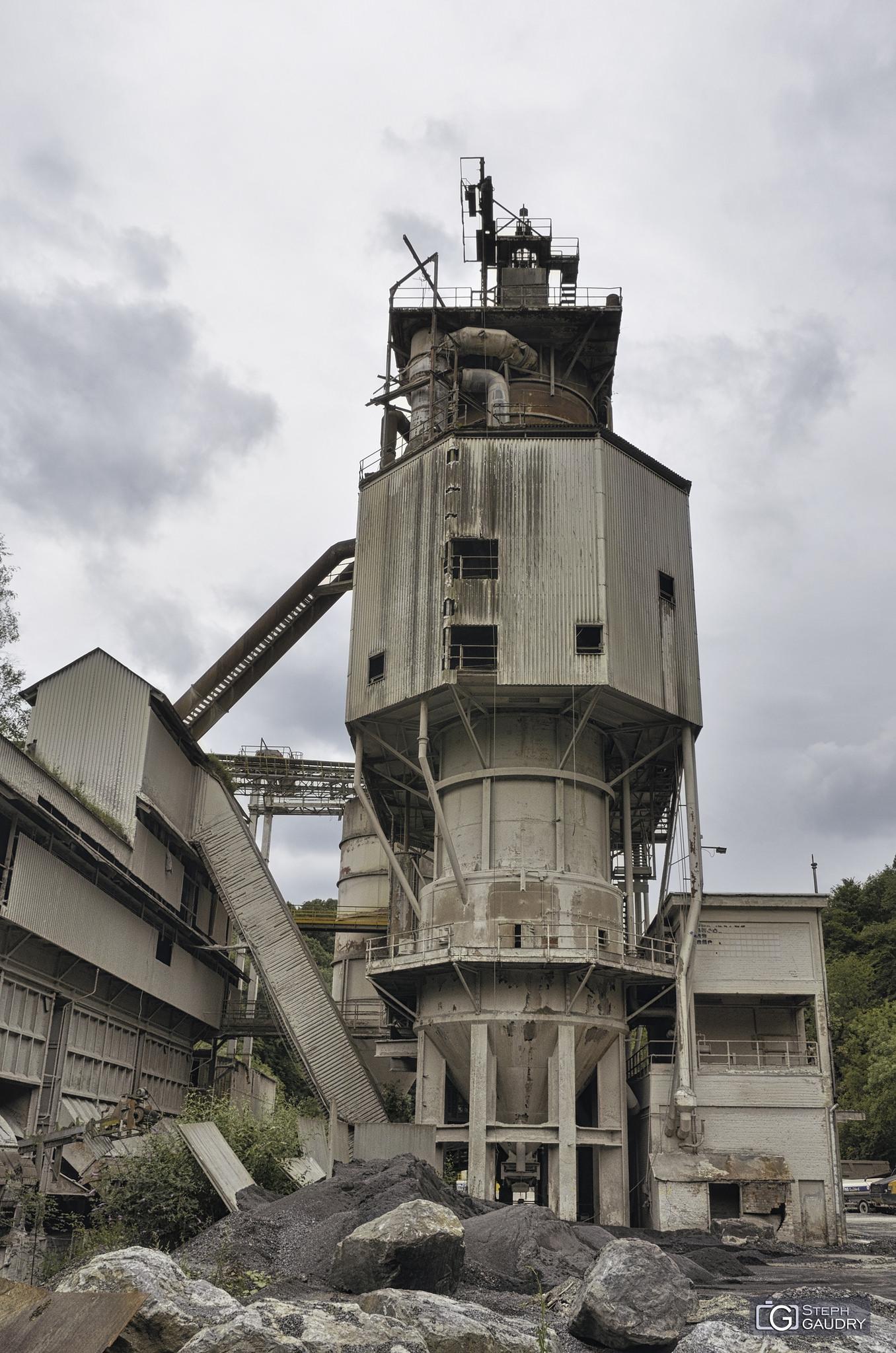 La tour du Bay-Bonnet [Klik om de diavoorstelling te starten]