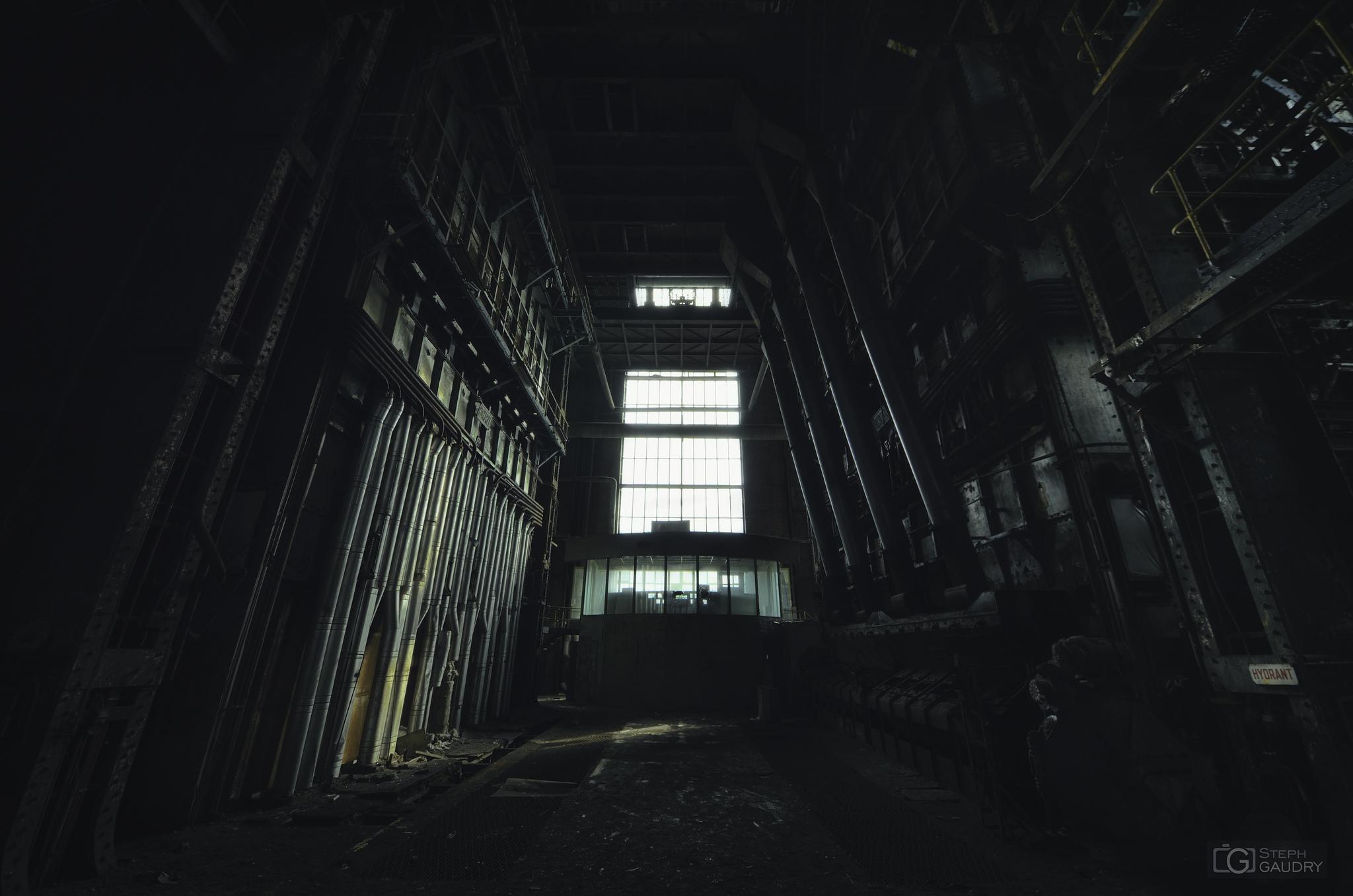 ECVB, alone in the dark [Cliquez pour lancer le diaporama]