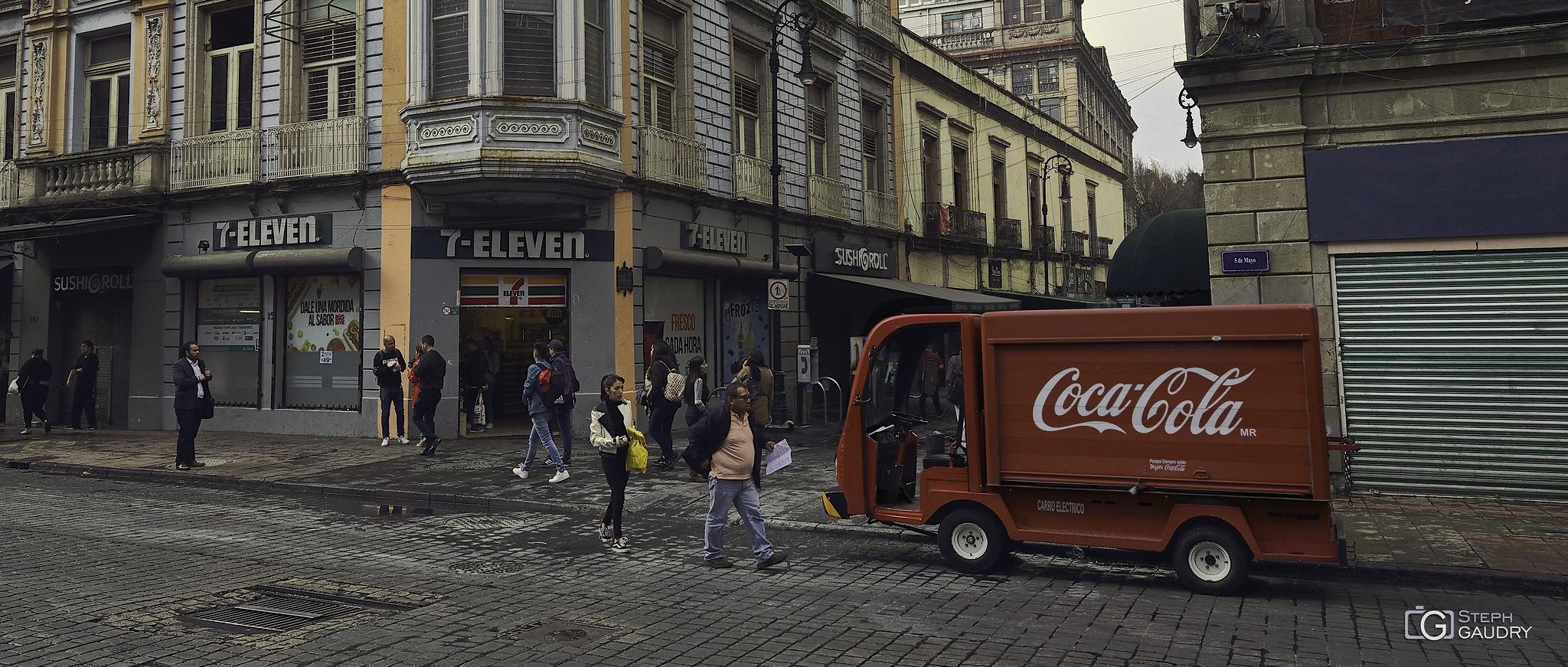 Coca Cola @ Mexico [Klik om de diavoorstelling te starten]