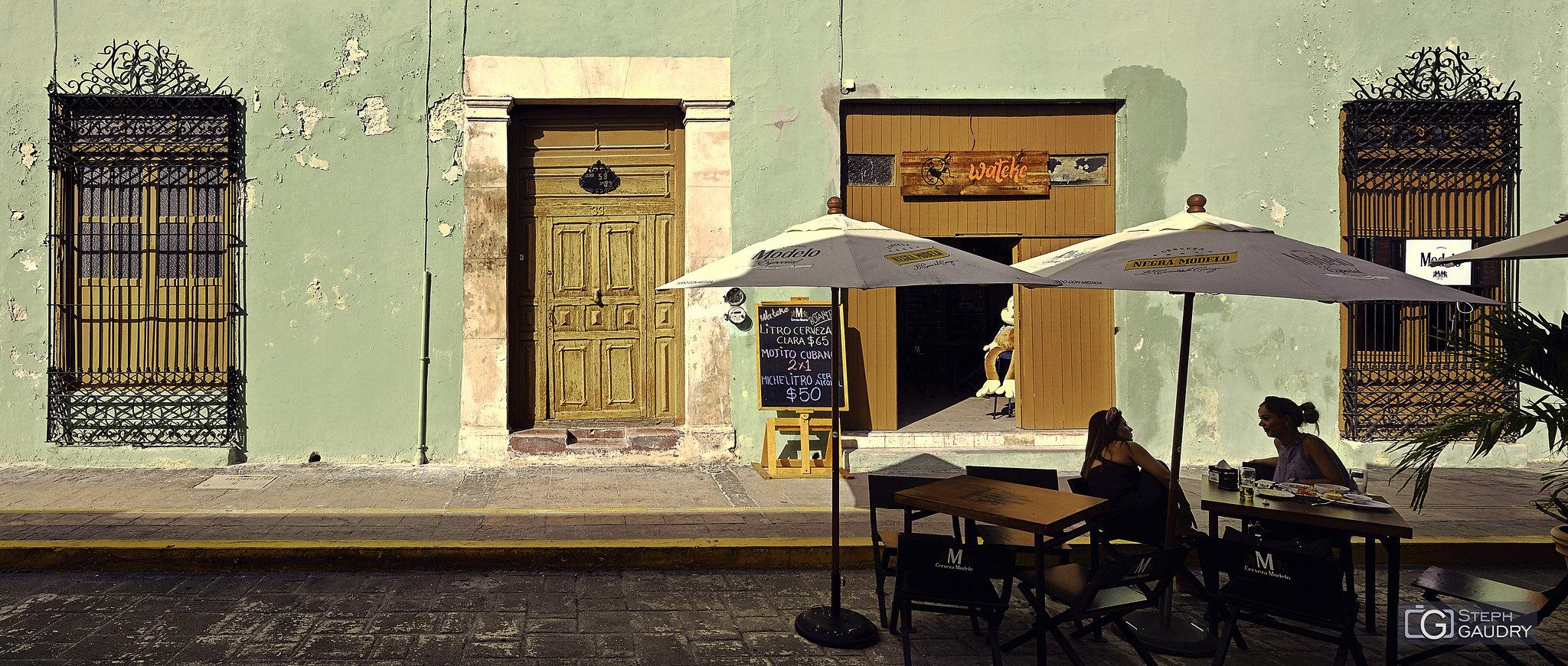 Wateke Campeche [Cliquez pour lancer le diaporama]