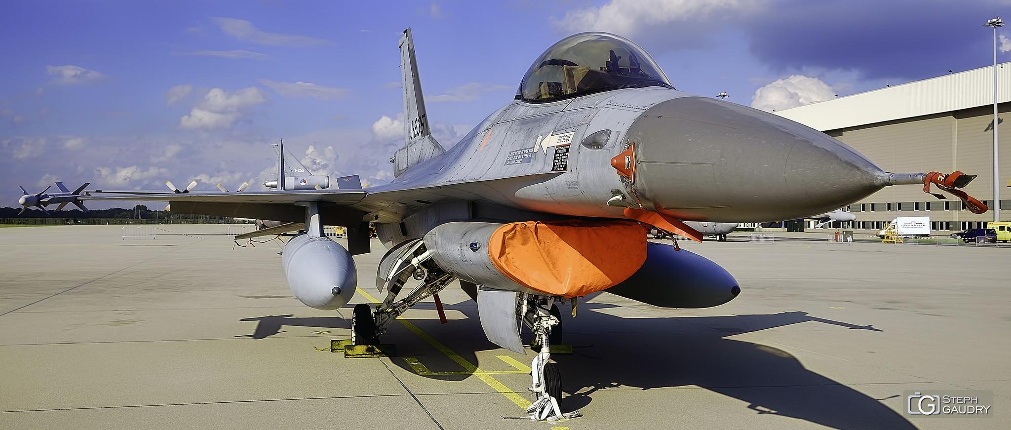 EHEH - F-16 Fighting Falcon [Cliquez pour lancer le diaporama]