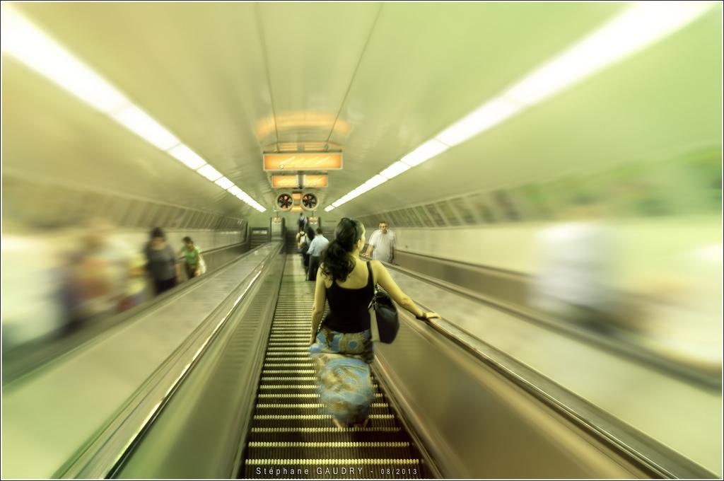 Budapest Escalators [Cliquez pour lancer le diaporama]
