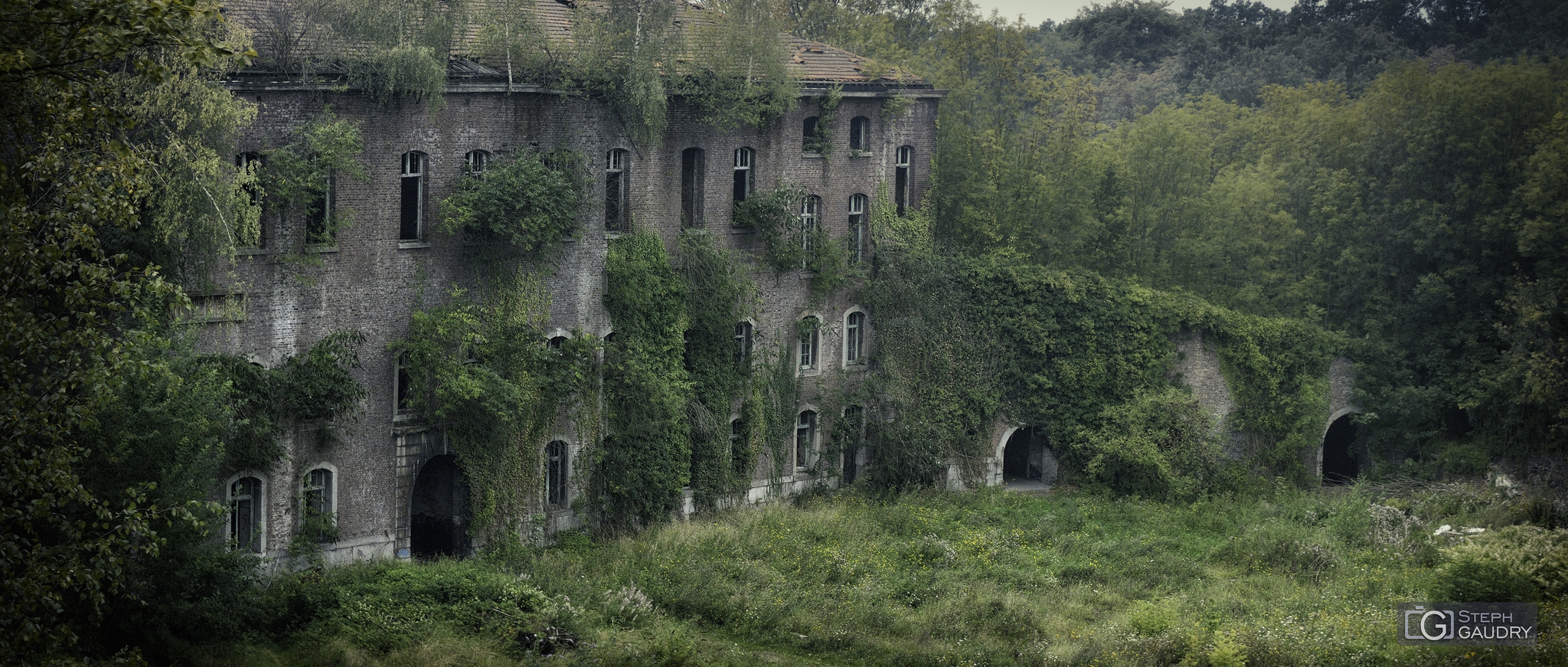 Le fort de la Chartreuse [Click to start slideshow]