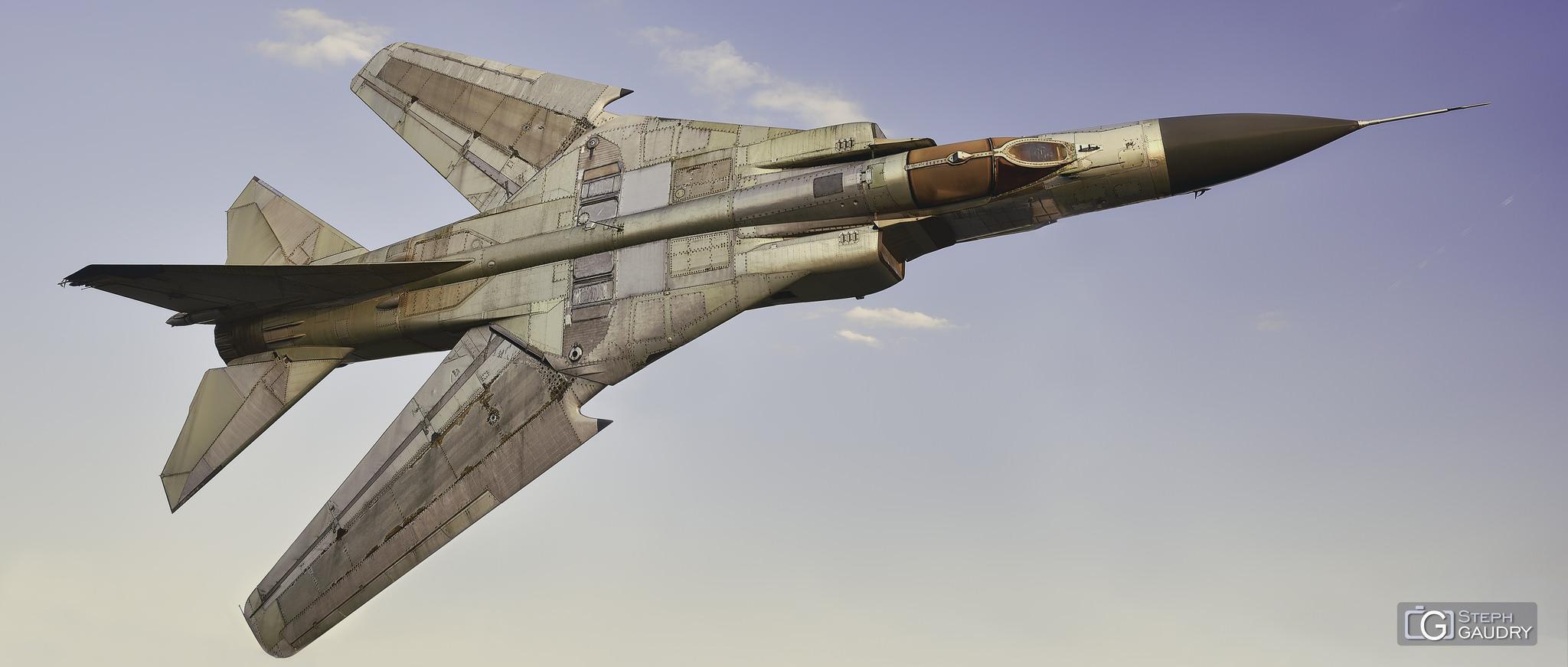 Mikoyan-Gourevitch MiG-23 ML [Click to start slideshow]
