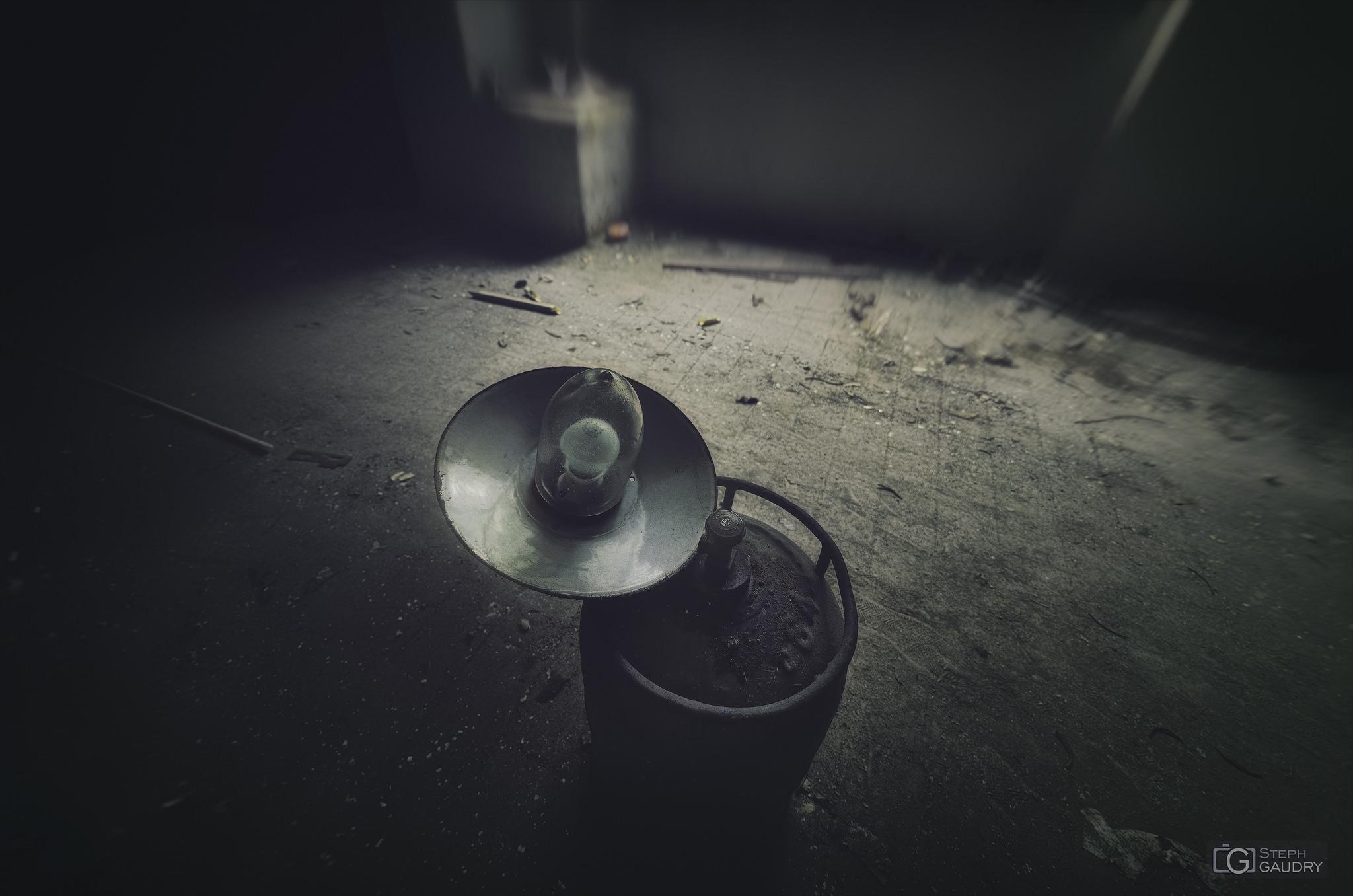 Réinvention de la lampe à gaz [Cliquez pour lancer le diaporama]