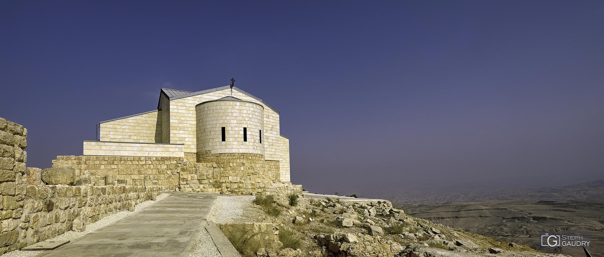 Basilique du Mont Nébo