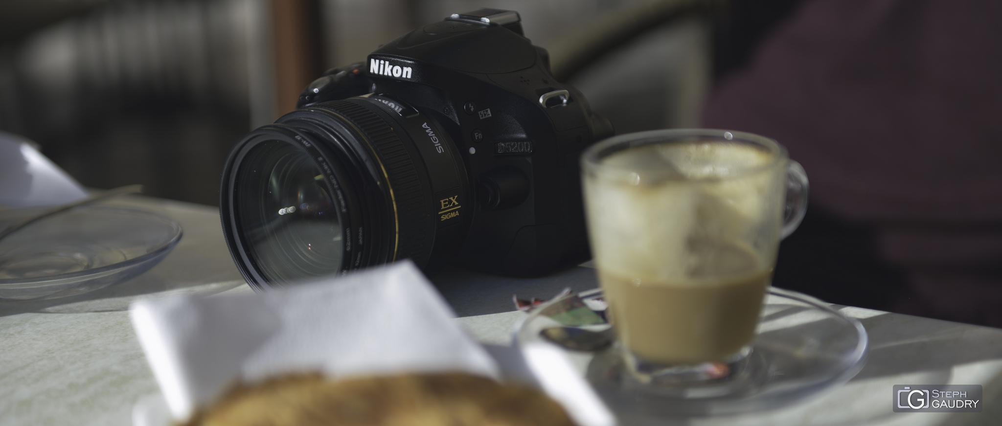 Nikon D5200 - Sigma 30mm f1,4 EX DC HSM [Click to start slideshow]