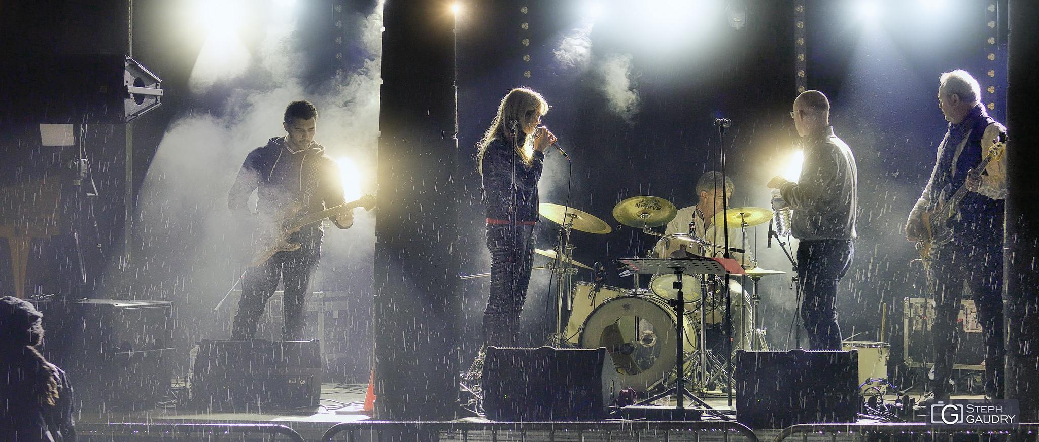 G-SBAR sous la pluie à la nocturne des coteaux 2017
