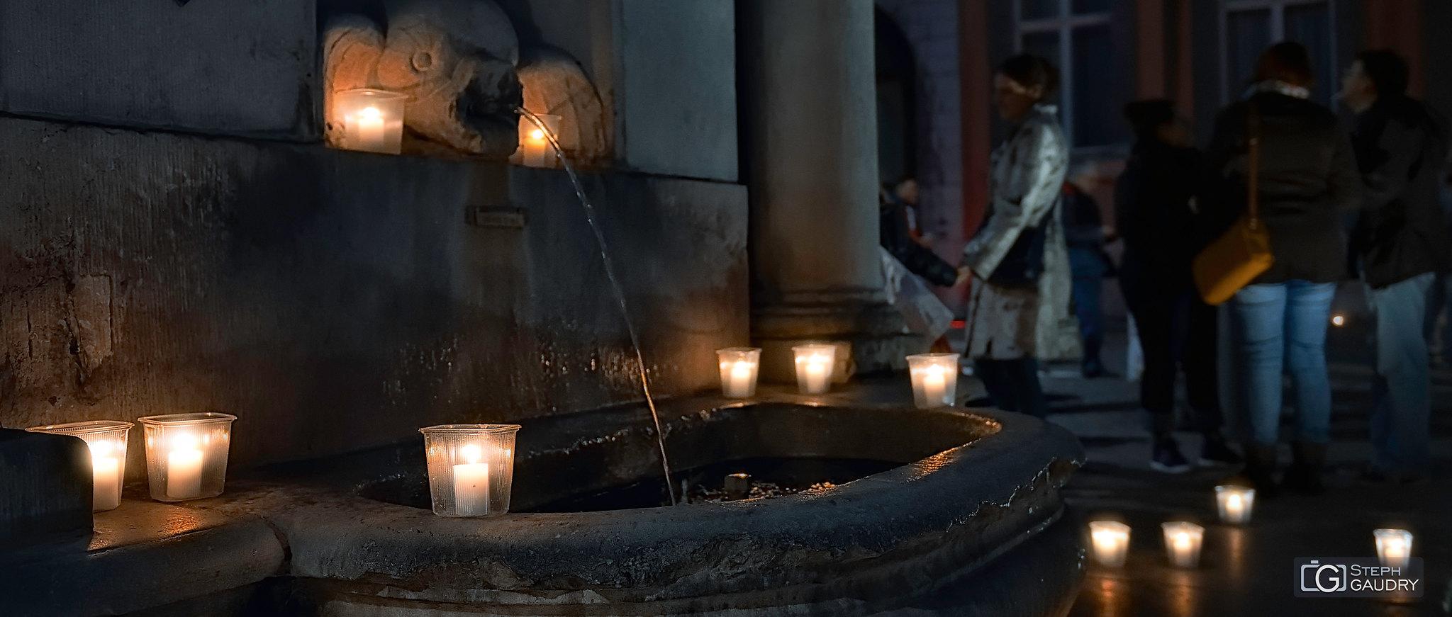 Nocturne des coteaux @ Fontaine Saint-Jean-Baptiste (face Est) [Click to start slideshow]